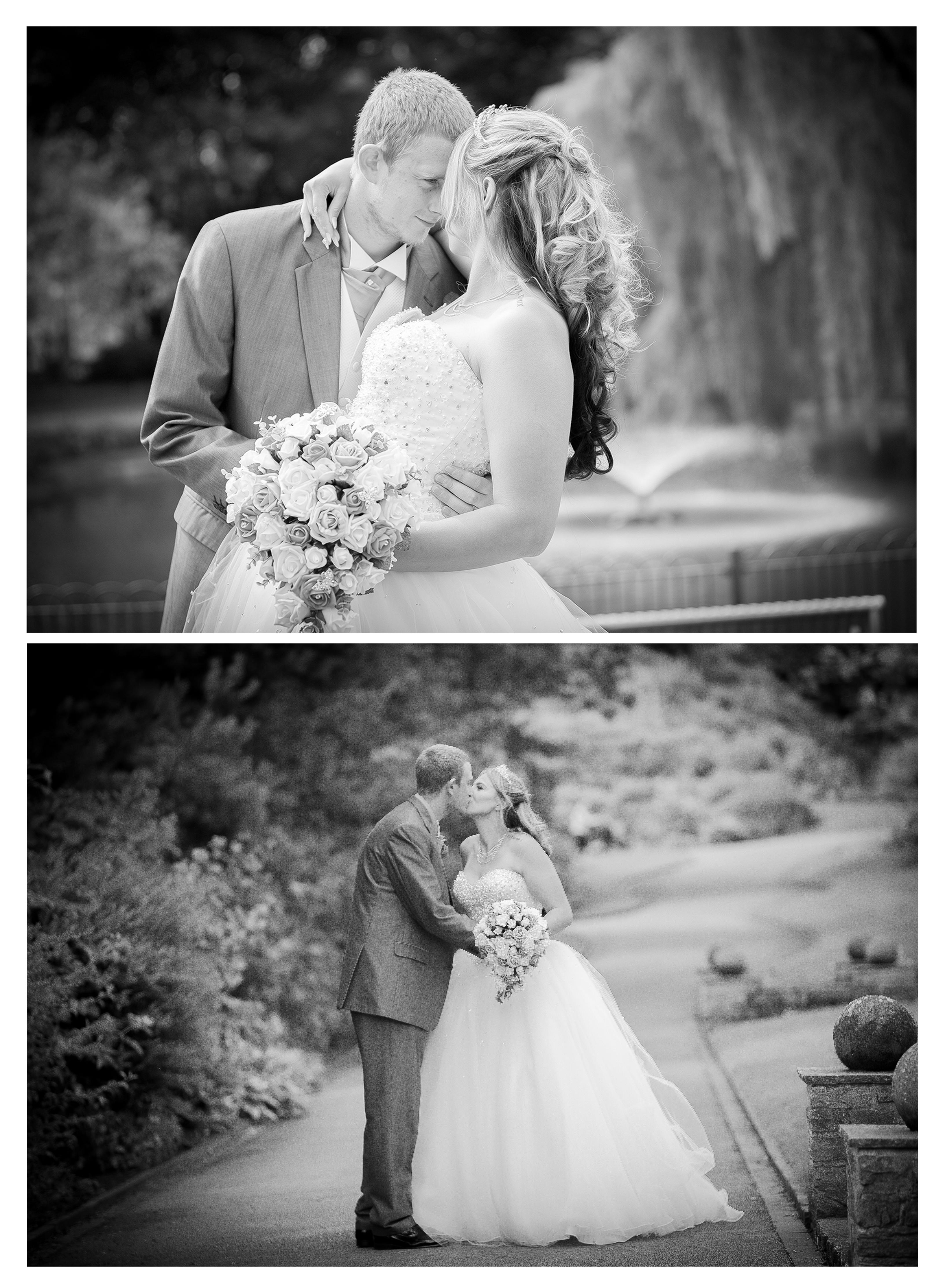 Emma & Jamie Wedding Album Design