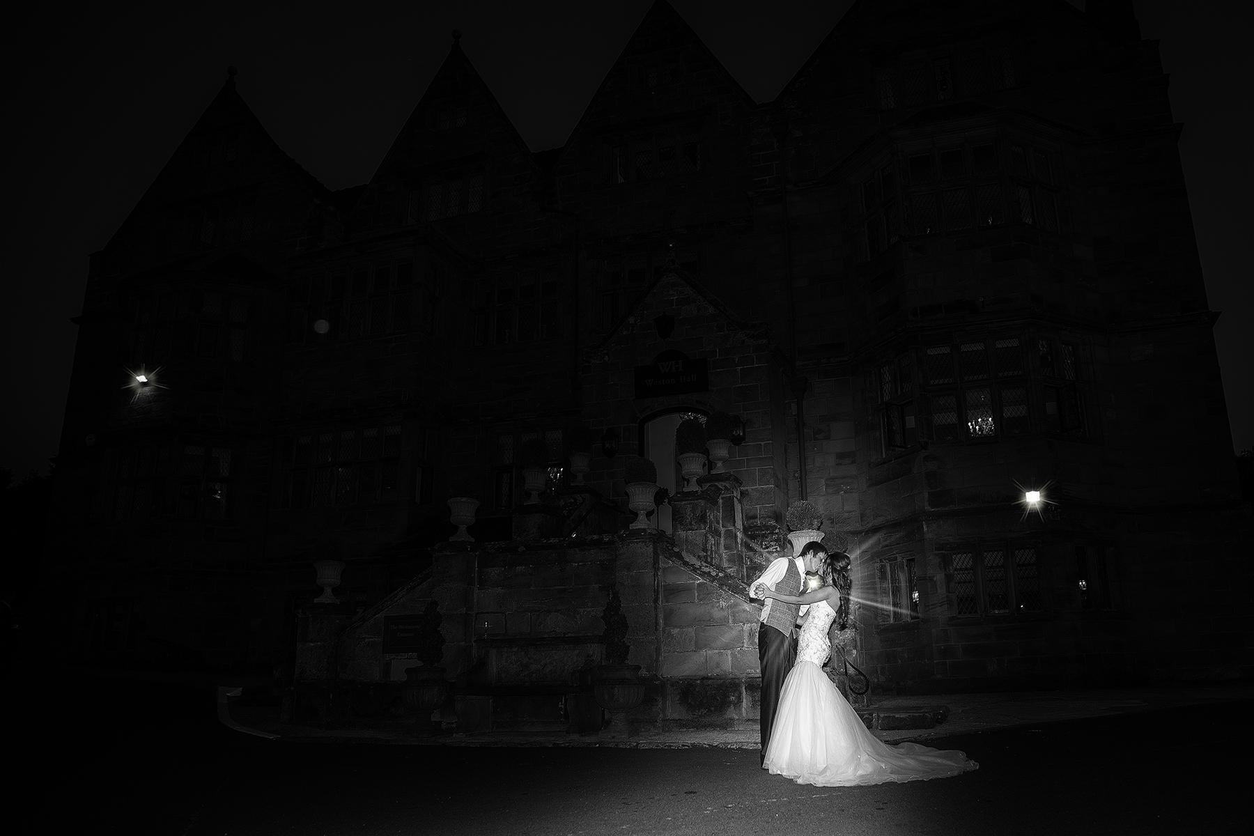 Jessica & Thomas wedding Weston Hall