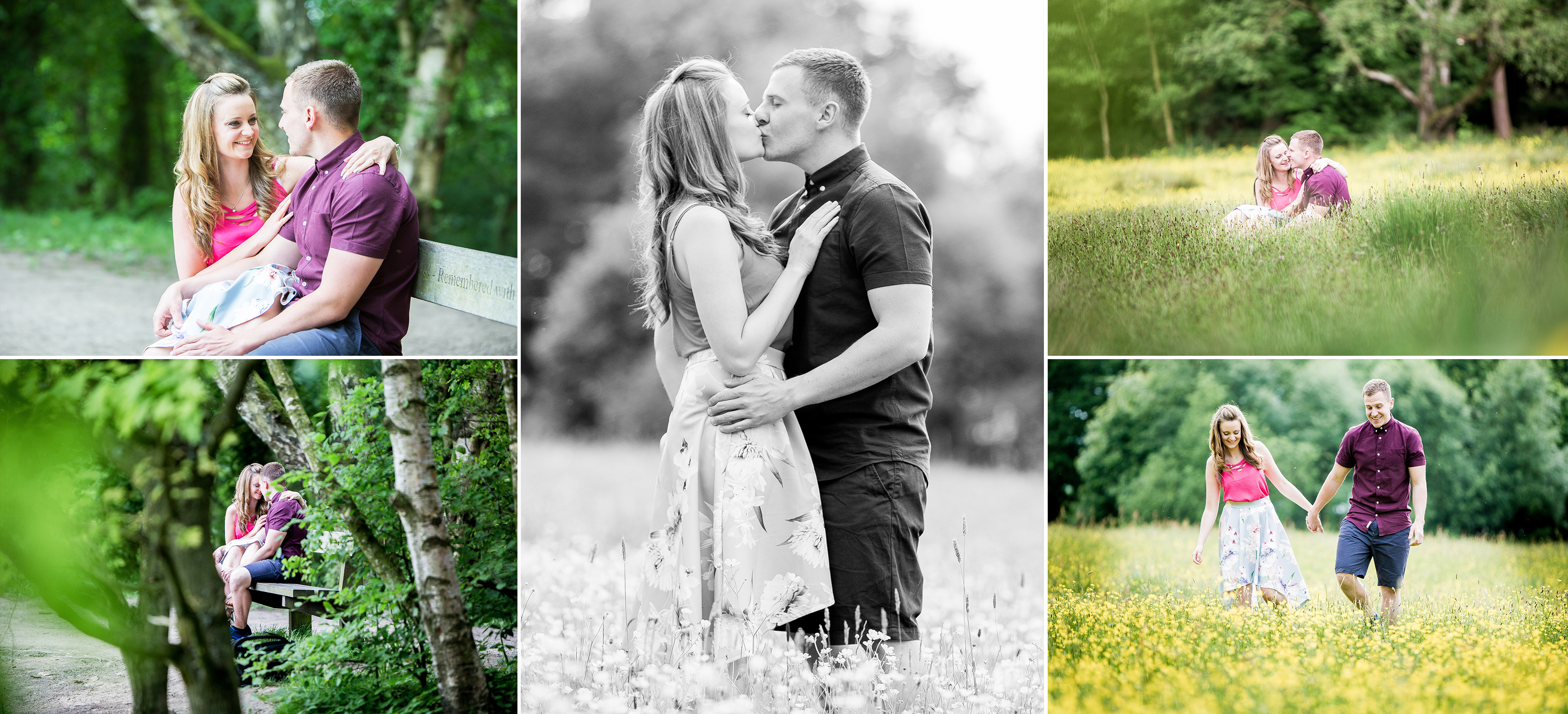 Rachel & Micheal Pre-Wedding Shoot Biddulp.