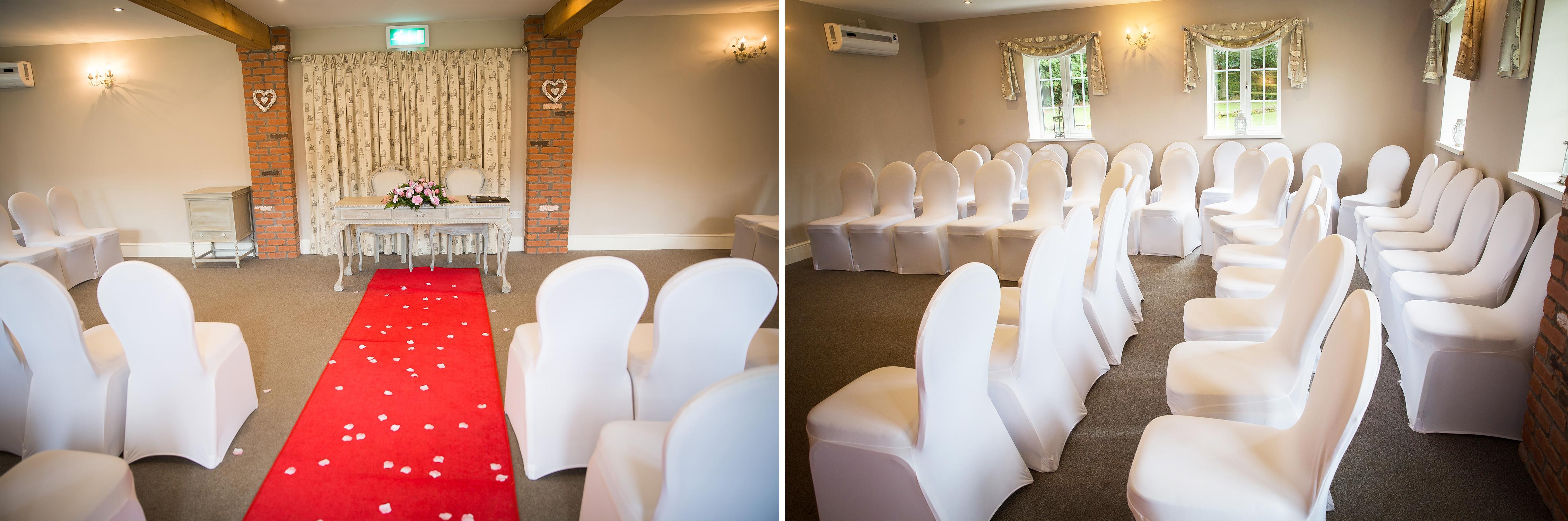 Slaters Country Inn - Wedding House