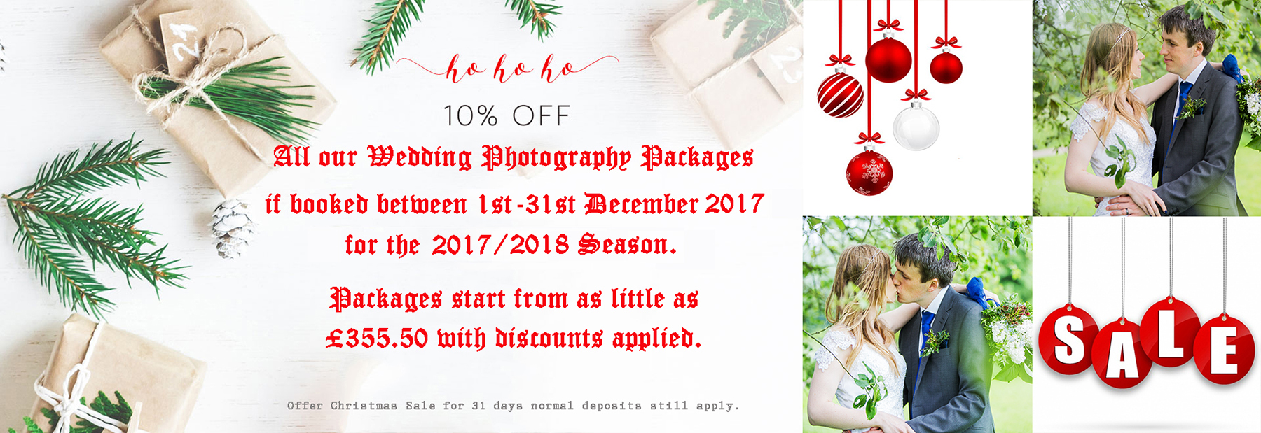 Christmas Add offer 2017